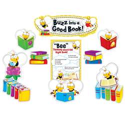 Buzz-Worthy Bees Reading Bb Set, CD-110283