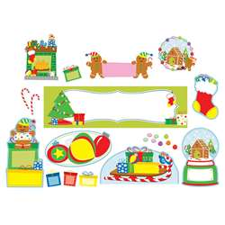 Holiday Fun Mini Bulletin Board Set, CD-110307