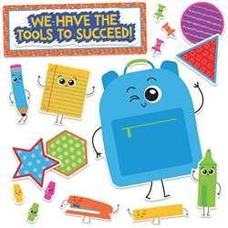 We Have Tools To Succeed Bulletin Board Gr Pk-2 De, CD-110355