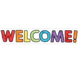 Celebrate Learning Welcome Bulletin Board Set, CD-110375