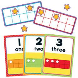 Numbers 0-20 Bulletin Board Set, CD-110378