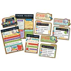 Close Reading Bulletin Board Set, CD-110381