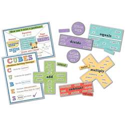 Problem Solving Bulletin Board Set, CD-110382