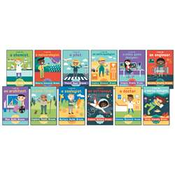 Steam Careers Bulletin Board Set, CD-110383