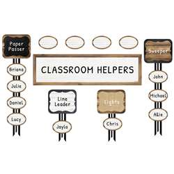 Industrial Chic Job Assign Mini Bulletin Board Set, CD-110399