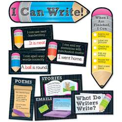 I Can Write Mini Bulletin Board St, CD-110446