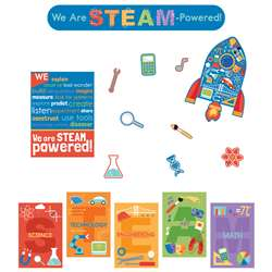 Steam Bulletin Board Set, CD-110469