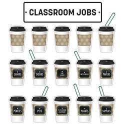 Classroom Jobs Mini Bulletin Board Set Industrial , CD-110483
