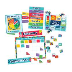 Calendar Bulletin Board Set One World, CD-110486