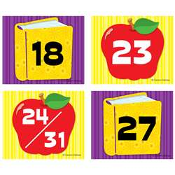 Shop Apple Book Calendar Cover Ups - Cd-112551 By Carson Dellosa