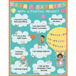 Soar To Success Chartlet Gr K-5 Motivational, CD-114227