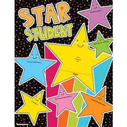 Star Student Chartlet Gr Pk-5 Year Round, CD-114233