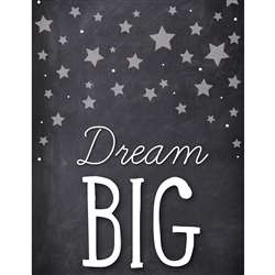 Stars Dream Big Chart School Girl Style, CD-114258