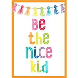 Be The Nice Kid Chart Hello Sunshine, CD-114264
