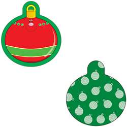 Mini Cut-Outs Single Christmas Ornaments By Carson Dellosa