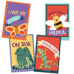 Nature Mini Colorful Cutout Reward Explorer Tags, CD-120237
