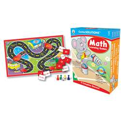Math Learning Games 1 Centersolutions By Carson Dellosa