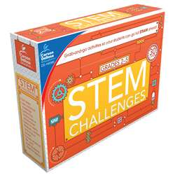 Stem Challenges Learning Cards, CD-140350