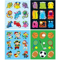 Boys Prize Pack Stickers Set, CD-144198