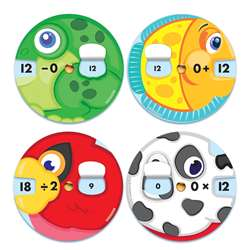 Math Wheels Bundle, CD-144745