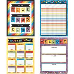 Celebrate Learning Chart Set, CD-145101