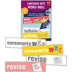 Language Arts Word Wall Gr K, CD-145114