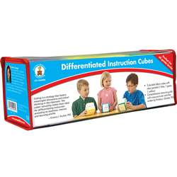 Differentiated Instruction Cubes By Carson Dellosa