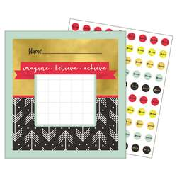 Aim High Mini Chart Gr Pk-5 Incentive, CD-148035
