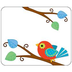Boho Birds Name Tags By Carson Dellosa