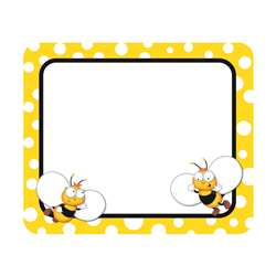 Buzz-Worthy Bees Name Tags, CD-150044