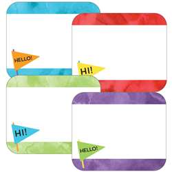 Celebrate Learning Name Tags, CD-150060