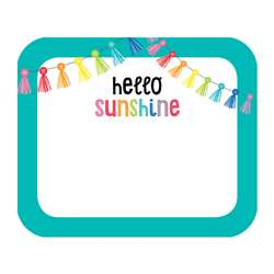 Hello Sunshine Name Tags, CD-150067