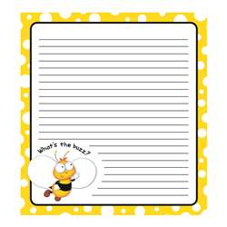 Buzz-Worthy Bees Notepad, CD-151080