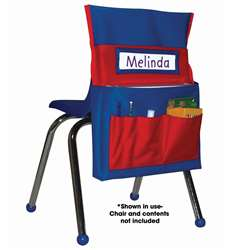 Chairback Buddy Blue/Red By Carson Dellosa