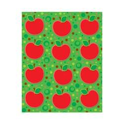 Apples Shape Stickers 72Pk By Carson Dellosa
