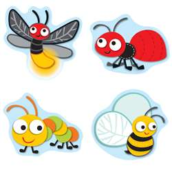 Shop Buggy For Bugs Stickers - Cd-168148 By Carson Dellosa