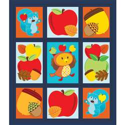 Fall Fun Stickers Grades Pk-5 Prize Pack, CD-168220