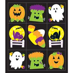 Halloween Friends Stickers Gr Pk-5 Prize Pack, CD-168221