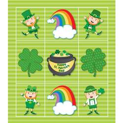 St Patricks Day Stickers Gr Pk-5 Prize Pack, CD-168225