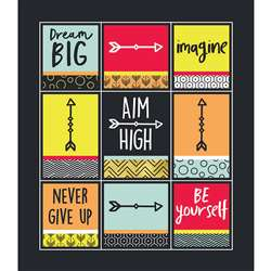Aim High Prize Stickers Gr Pk-5, CD-168246