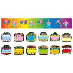 Bb Set Birthday Cakes By Carson Dellosa