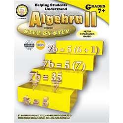 Helping Students Understand Algebra Ii By Carson Dellosa