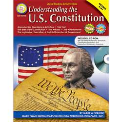 Understanding The U.S. Constitution By Carson Dellosa