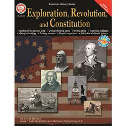 Exploration Revolution And Constitution By Carson Dellosa