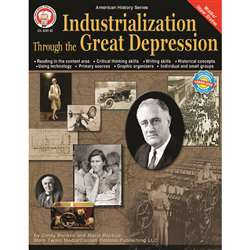 Industrialization Through The Great Depression By Carson Dellosa