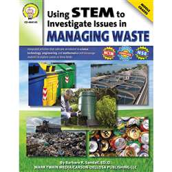 Using Stem To Investigate Issues In Managing Waste By Carson Dellosa