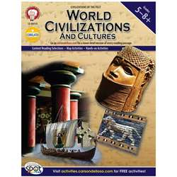 World Civilizations And Cultures By Carson Dellosa