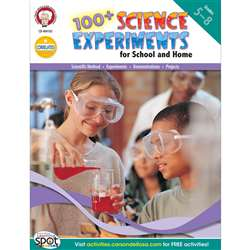 Science Experiments By Carson Dellosa