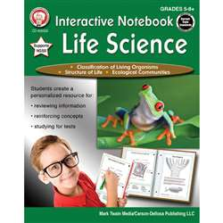 Interactive Life Science Notebooks, CD-405009