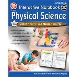 Interactive Physical Science Notebooks, CD-405010